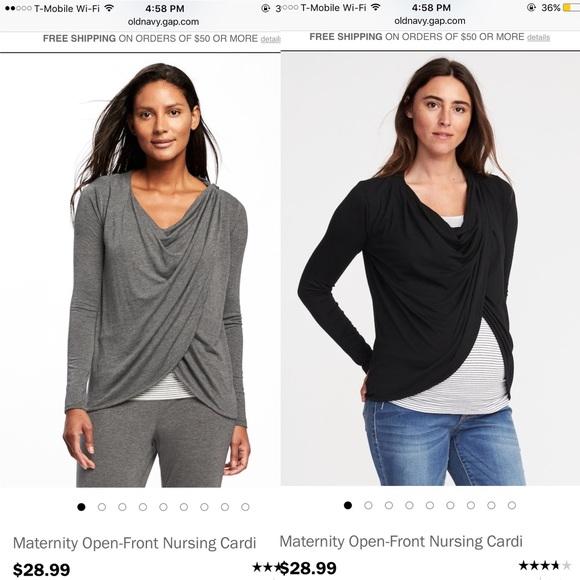 3d9065af6f0 Old Navy Tops | Maternity Nursing Shirts | Poshmark